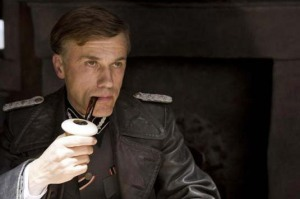 Christoph Waltz as Hans Landa in Inglourious Basterds