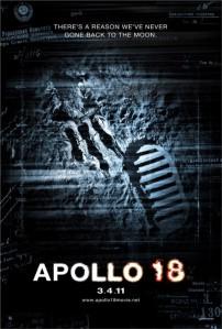 Poster for Apollo 18