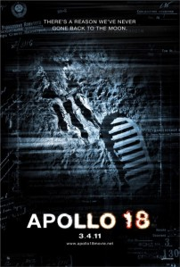 Poster for Apollo 18