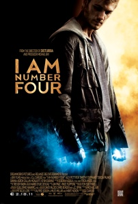 I Am Number 4