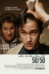 50/50 Starring Joseph Gordon-Levitt & Seth Rogen