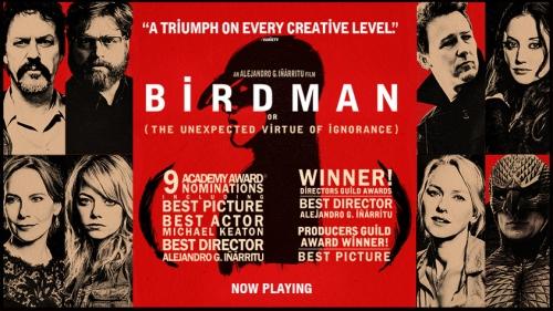 Birdman Oscars
