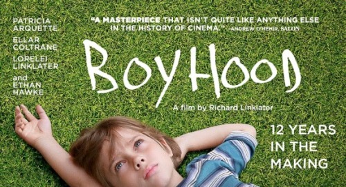 Boyhood Oscars