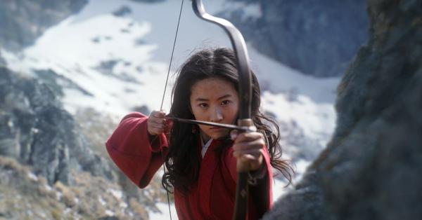 Mulan, Courtesy Walt Disney Studios