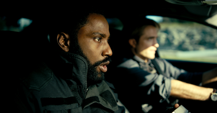 Tenet: Lesser Nolan is Still Quality(?) Cinema - The Empty ...