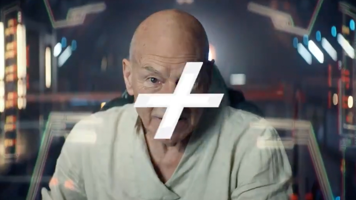 Picard on Paramount+ Courtesy CBS AllAccess on Twitter