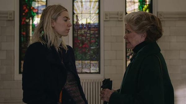 Vanessa Kirby & Ellen Burstyn in Pieces of a Woman