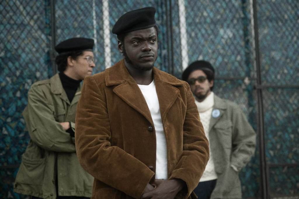Daniel Kaluuya in Judas and the Black Messiah, courtesy Warner Bros.