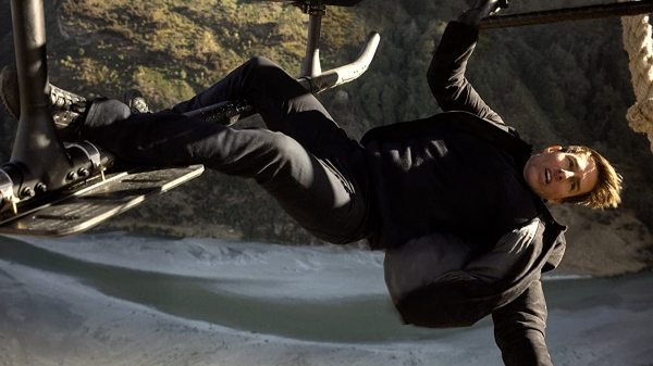 Tom Cruise in Mission Impossible Fallout, Courtesy Paramount Pictures
