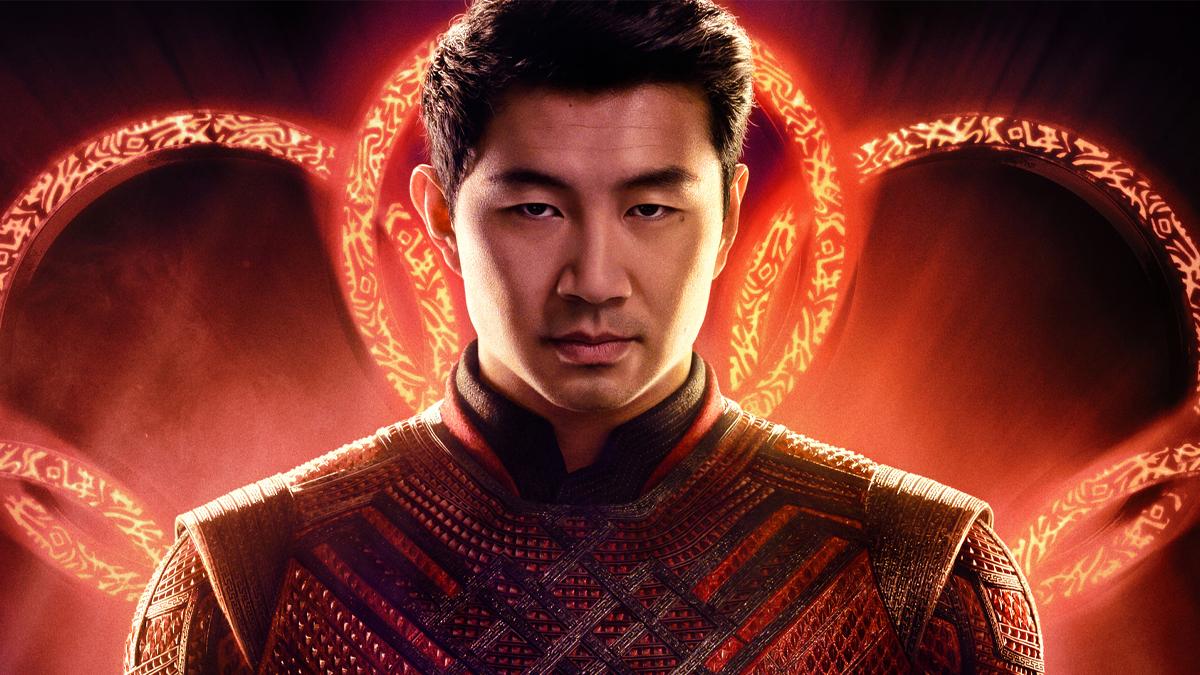 Simu Liu as Shang-Chi for Marvel Studios